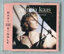Patricia Kaas Maxi-CD KENNEDY ROSE © 1991 EU-3-track Remix + Album Version +1