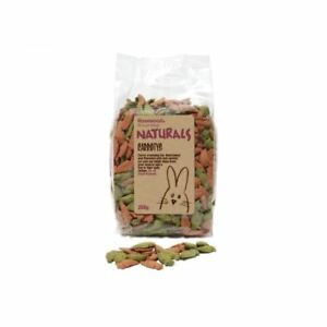 Rosewood Carrotys Treat for Small Animals & Pets 200g