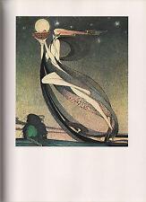 Kay Nielsen Vintage Print - In Powder and Crinoline