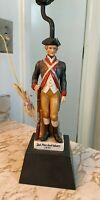 """Andrea Sadek Revolutionary Soldier- 2nd Maryland Infantry 1777 - Porcelain 8.5"""""""