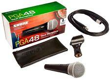 Shure Professional Microphone PGA48 QTR