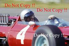 Lorenzo Bandini Ferrari 158 F1 temporada 1964 fotografía 2