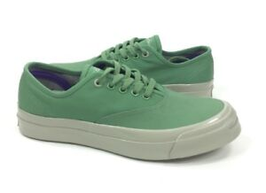Converse Jack Purcell Signature Cvo Ox Green Slate Shoes Sneakers Mens Size 9.5