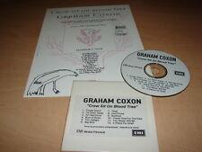 BLUR - COXON - CROW SIT!!!!!!!!!FRENCH PRESS/KIT+PRO CD