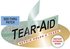 TEAR AID TYPE B - REPAIR PATCHES x 2 *FREE SHIPPING* VINYL SEAT POOL LINER BOAT