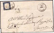 REGNO 1862 - 20 c. n. TERNI SENZA ANNO! TASSATA € 200+++