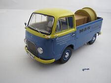 "Schuco Ford Taunus Transit ""MAN Service"", gelb/blau, 1:43, TOP !"