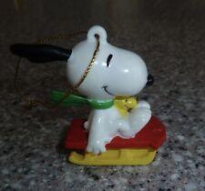 Retired  Charlie Brown,Snoopy/&Peanuts Gang Miniature Porcelain,Woodstock *Mint*