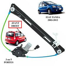 Moteur Leve Vitre Avant Droit Fiat Panda 2003-2012 3p ou 5P 71793649 71792462