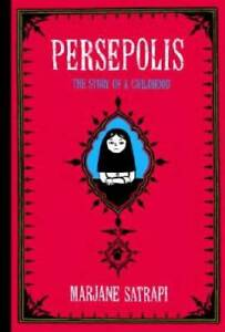 Persepolis: The Story of a Childhood (Pantheon Graphic Novels) - GOOD