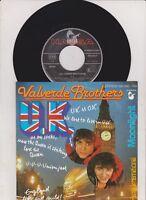 Valverde Brothers - U.K. / Moonlight     German Hansa 45 ( Vinyl  near mint ! )