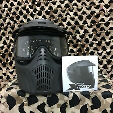*Used* Empire X-Ray Protector Full Coverage Paintball Thermal Mask - Black