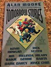 Tomorrow Stories Book 2, 2004 Softcover Alan Moore, Rick Veitch, Kevin Nowlan