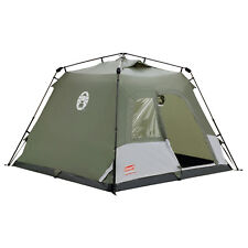 Coleman Instant Tourer 4 Tent Pop Up Family 4 Person Berth Festival Camping
