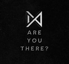 MONSTA X - ARE YOU THERE? [III ver.] CD+Photocards+Poster+Free Gift