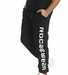 ROCAWEAR Basic Sweat Pants Herren Jogginghose Sporthose Trainingshose