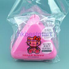 Hello Kitty 1x Japanese Onigiri Cases Rice Ball Made in Japan Skater K06