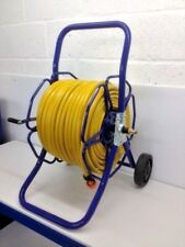 HOSE REEL HEAVY DUTY STREAMLINE HM3 C/W 100 METRES X 12MM HOSE