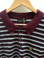 Lyle & Scott Knitted Polo RB782
