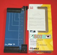 Dahle 507 Paper Cutter Trimmer 12 inch Made in Germany Brand New