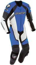 Motorrad-Lederbekleidung & -Kombis in Blau