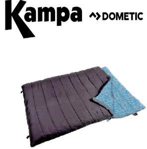 Kampa Como Double Ultraloft+ 3 Season Sleeping Bag