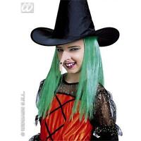 Childrens Witch Nose Fancy Dress Costume Accessory Halloween Dress Up