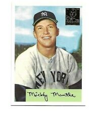 1996 Topps 1954 BOWMAN MICKEY MANTLE Commemorative #4 NM-MT FREE SHIPPING