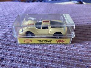 Aurora Dino Ferrari Slot Car