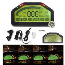 Universal Dash Race Display OBD2 Bluetooth Auto Car Dashboard LCD Digital Gauge
