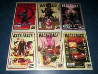 BACKTRACK #1 2 3 4 5 6 1st print set ONI PRESS INC comic 2020 Brian Joines NM