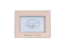 Child To Cherish - Mommy & Me Enamel Photo Frame - Pink