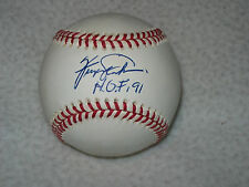 FERGIE JENKINS INSCRIBED AUTOGRAPHED AL BOBBY BROWN BALL CHICAGO CUBS #2