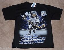 TAMPA BAY LIGHTNING NHL BOYS YOUTH SIZE X-LARGE T-SHIRT - BRAND NEW