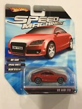 1/64 Hot Wheels Speed Machines Audi TTS diecast car RED