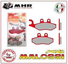 PIAGGIO BEVERLY 250 ie 4T euro 3 FRONT REAR BRAKE PADS MALOSSI MHR