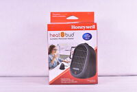 Honeywell Heatbud Low Wattage Ceramic Personal Heater, Black