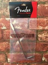 More details for fender genuine trem tremolo arm for classic player & vintera jaguar & jazzmaster