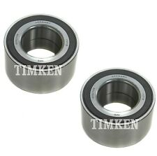 Pair Set 2 Front Timken Wheel Bearings for Jeep Mitsubishi Outlander Sport 4WD