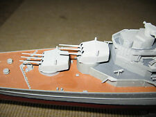 Seydlitz 1936/37  in B-Auslegung  1/350 Bird Models Umbausatz / resin conversion