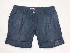 Blugirl folies shorts w29 tg 42 43 vita bassa sexy usato corti blu jeans T2862