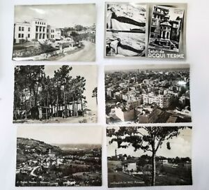 Lot 10 Postcards Antique Italy AD2058