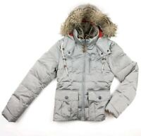 Eddie Bauer Yukon Model EB550 Fill Goose Down Jacket Winter Women's Size Small