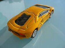 Lamborghini Clé USB voiture jaune Flash drive 8 Gb/Go Pen USB-Stick  No brochure