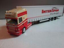 Modellautos, - LKWs & -Busse als Werbemodell von Scania im Maßstab 1:87