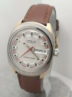 Vintage Circa 101 by Lucien Piccard Automatic Men's watch SWISS Made FHF908 70s