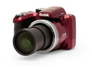 Kodak Pixpro Az401 Digital Camera  40X Optical Zoom HD Video w/32GB SDHC 📸⛄🎄