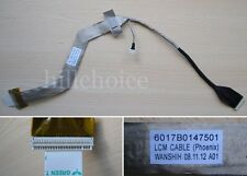 "LCD Screen Video Cable For Toshiba Satellite L350 L355 17"" Laptop 6017B0147501"