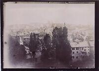 Genova Italia Foto Amateur Vintage Citrato 1899