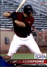 2008 Yuma Scorpions Choice #19 Jose Rodriguez Downey California CA Baseball Card